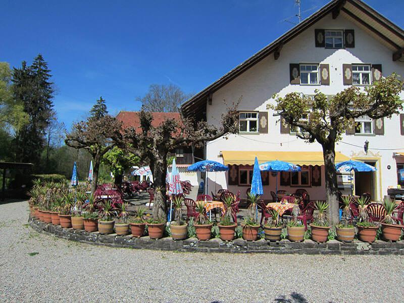 Gasthaus Landgasthof Freizeitpark Illerparadies