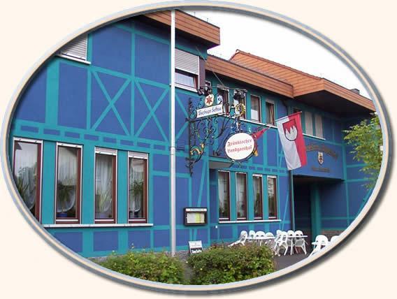 Uettingen: Hotel Fränkischer Landgasthof