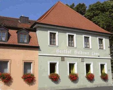 Gasthof Goldener Löwe, Pension in Volkach-Gaibach