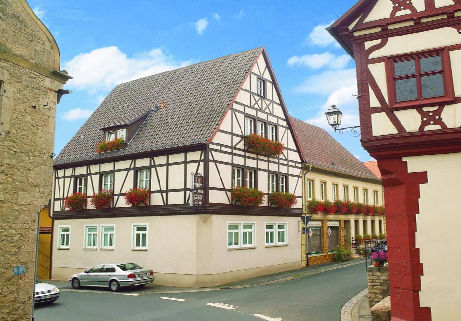 Hotel Garni Zum Schiff, Monteurzimmer in Segnitz bei Rothenburg ob der Tauber