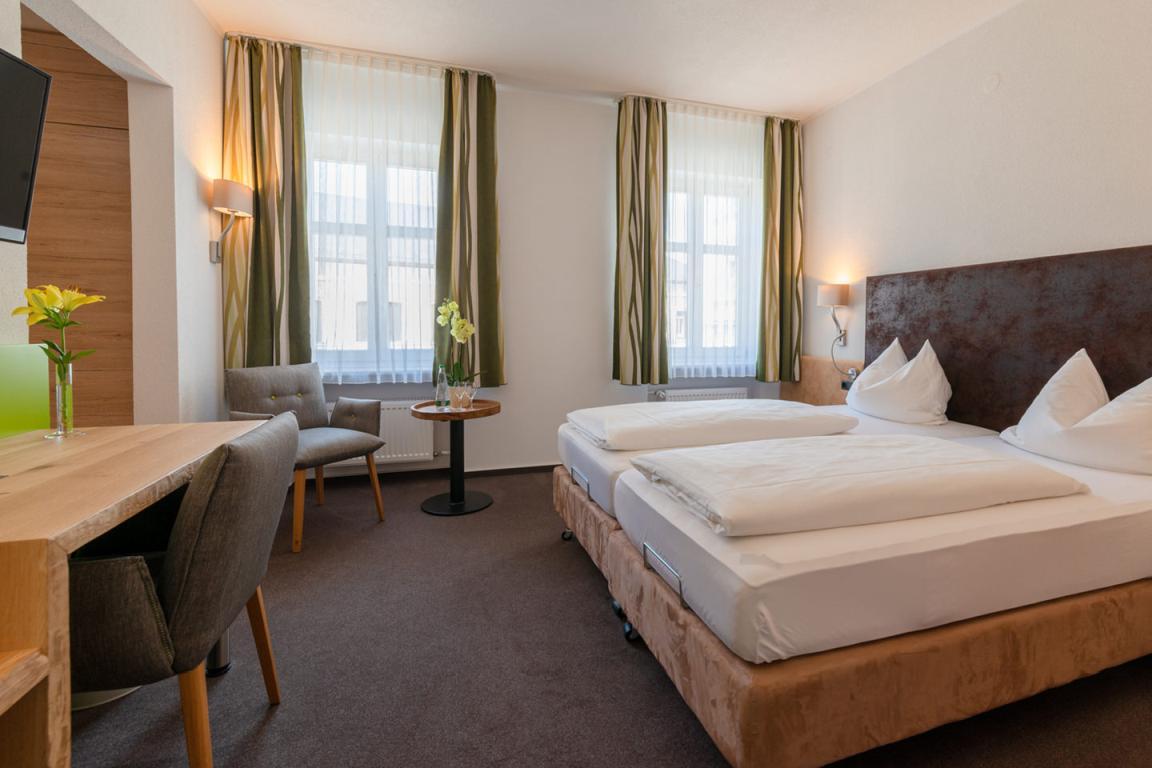 Iphofen: Hotel Weingut Goldene Krone