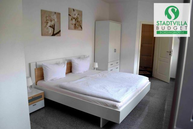 Boardinghouse Stadtvilla Budget, Pension in Schweinfurt bei Gädheim