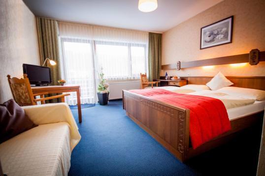 Bischofsheim-Haselbach: Hotel Luisenhof
