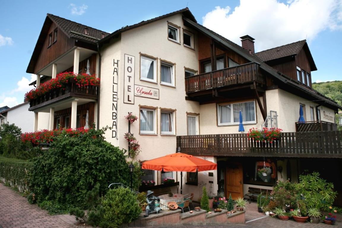 Bad Brückenau: Hotel Garni Hotel Ursula