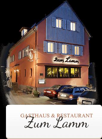 Lauda-Königshofen-Marbach: Gästehaus Gasthaus Zum Lamm
