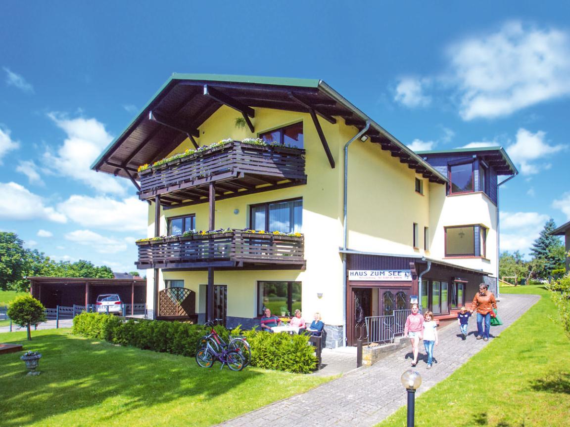 Ferienanlage Zum See Hotel