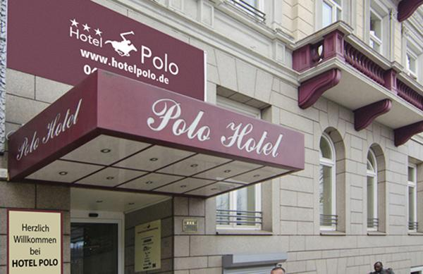 Hotel Garni Polo in 20097 Hamburg-St. Georg