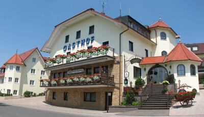 Hotel Gasthof Rangau in 91056 Erlangen-Dechsendorf