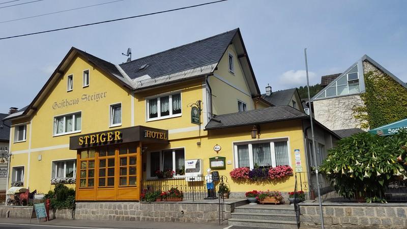 TipTop Hotel-Gasthaus Steiger***