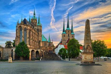 Information Erfurt Tourismus u. Marketing GmbH