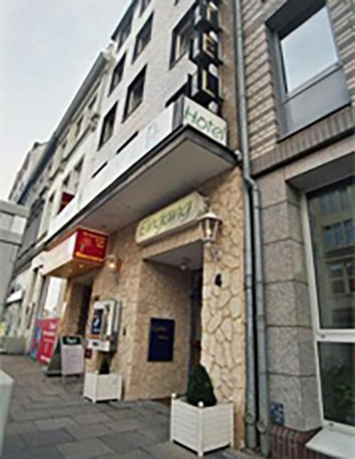Hotel Garni Lilienhof in 20099 Hamburg-St. Georg