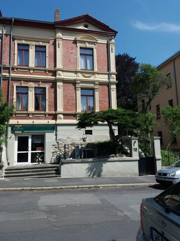 Weimar: Pension Klaus