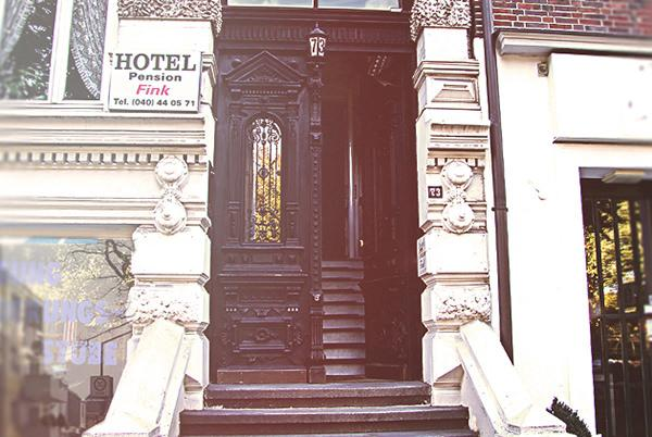 Hotel Pension Fink in 20148 Hamburg-Rotherbaum