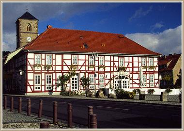 Creuzburg: Hotel Alte Posthalterei