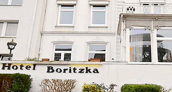 Boritzka, Pension in Hamburg-Elmsbüttel