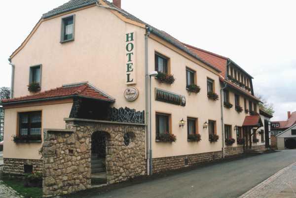 Bad Tennstedt: Hotel Garni Am Kurpark