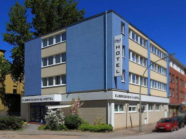 Hamburg-Rothenburgsort: Hotel Garni Elbbrücken-Hotel