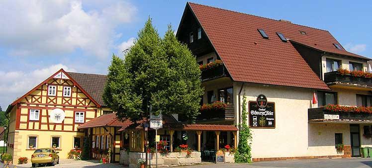 Hotel & Landgasthof Schwarzer Adler