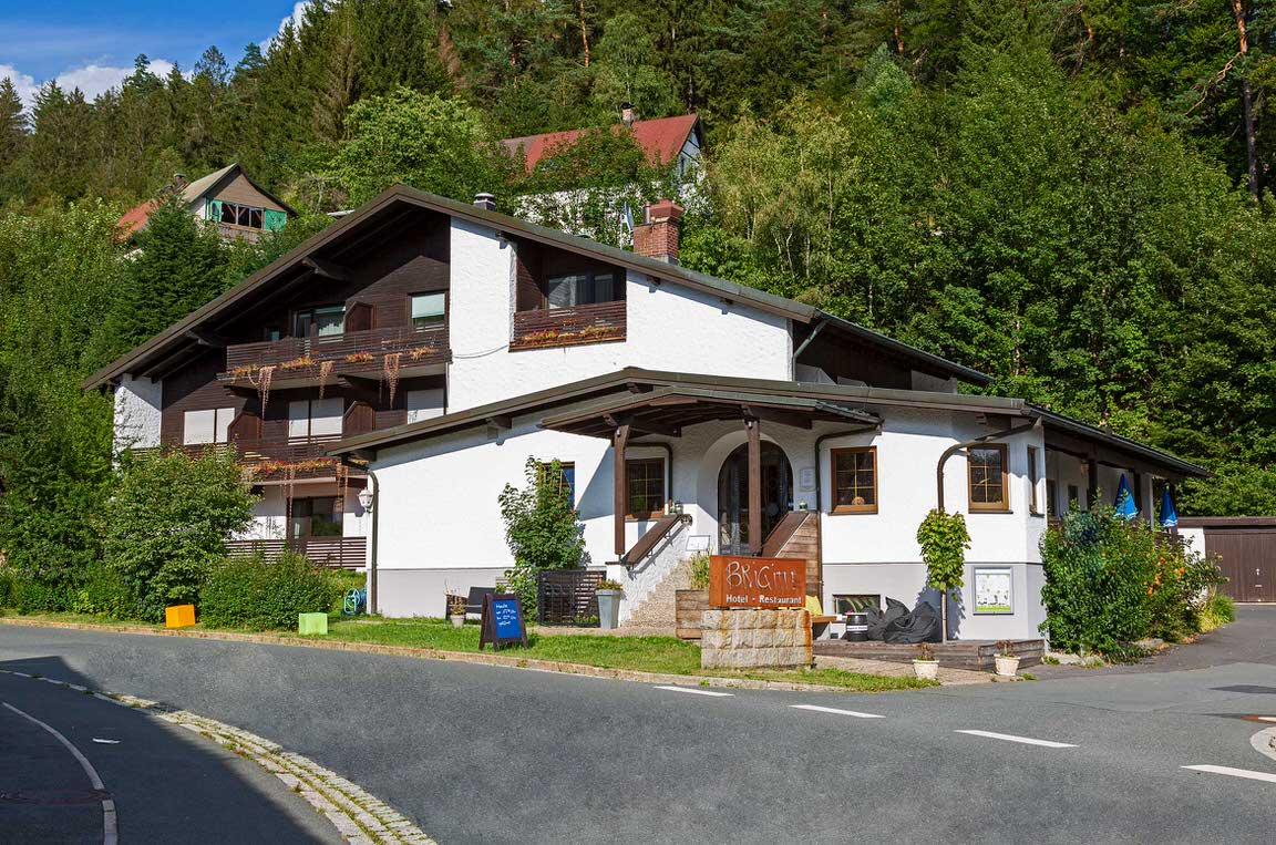 Warmensteinach: Hotel & Restaurant Brigitte