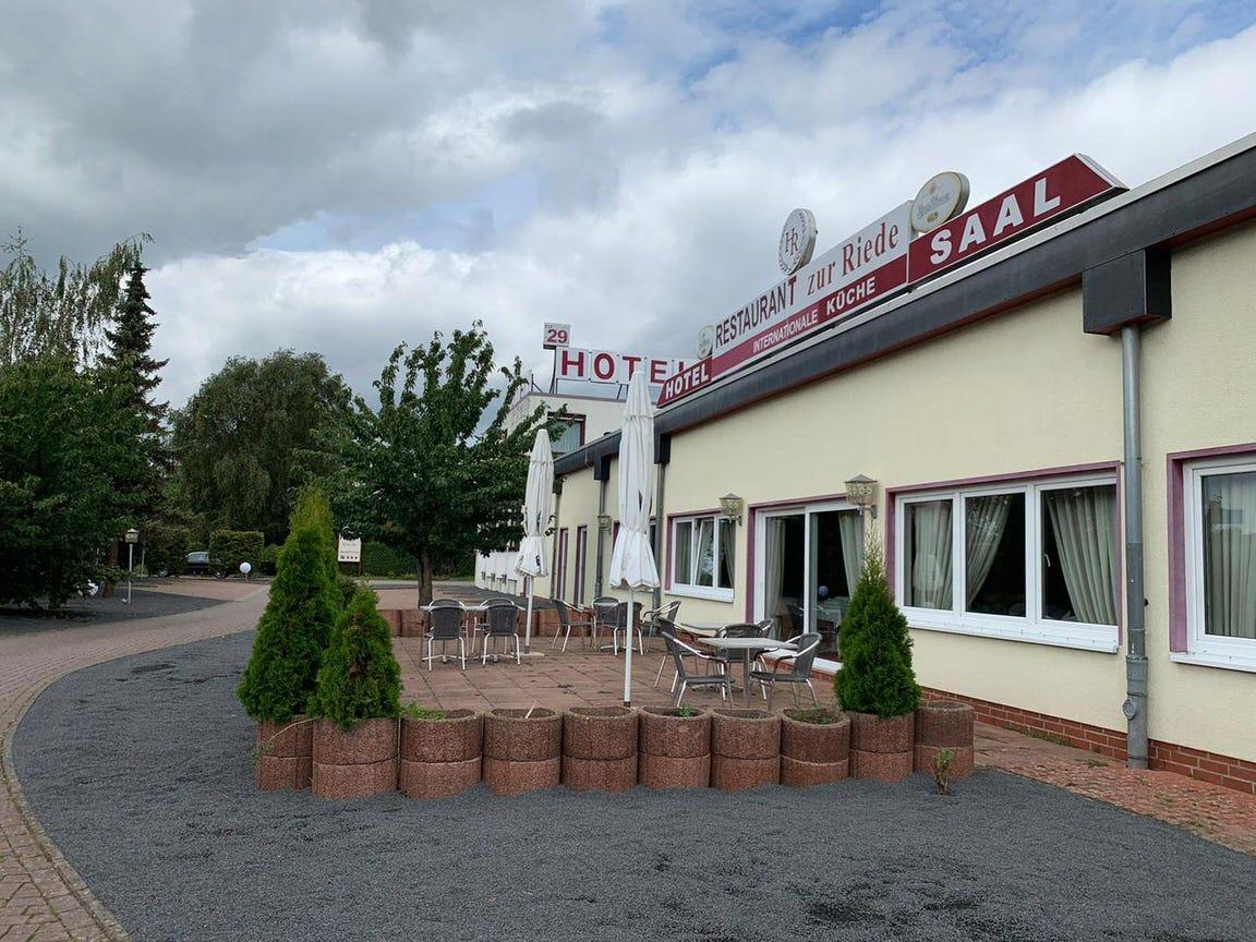 Delmenhorst: Hotel Zur Riede