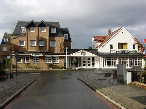Bremen-Blumenthal: Hotel Zum Klüverbaum