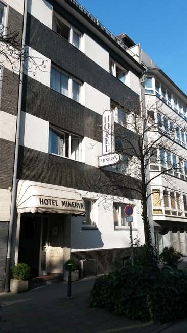 Minerva, Pension in Düsseldorf