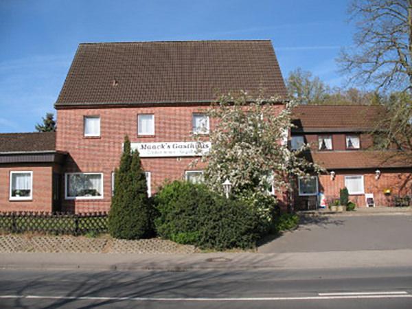 Gästehaus Maack's Gasthaus in 21228 Harmstorf