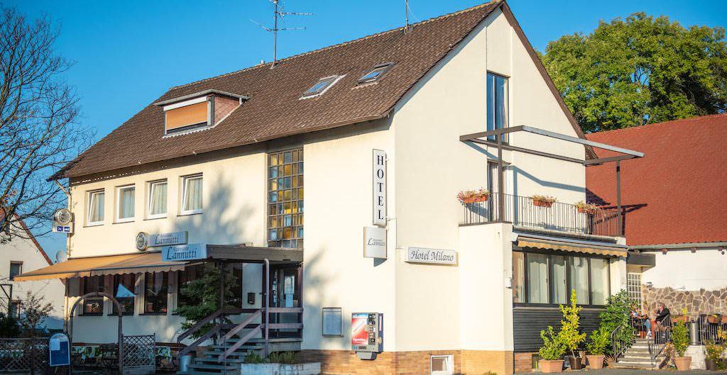 Milano, Pension in Hildesheim bei Söhlde