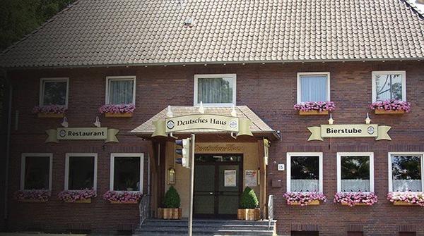 Hotel Deutsches Haus in 21244 Buchholz i.d. Nordheide