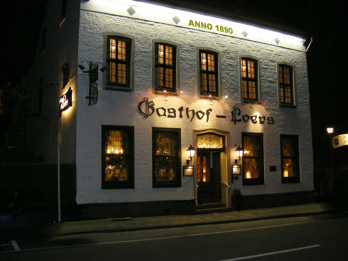 Gasthof Loers, Pension in Mönchengladbach bei Korschenbroich