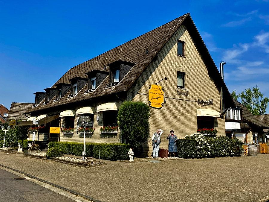Hotel Garni Bienefeld in 41352 Korschenbroich