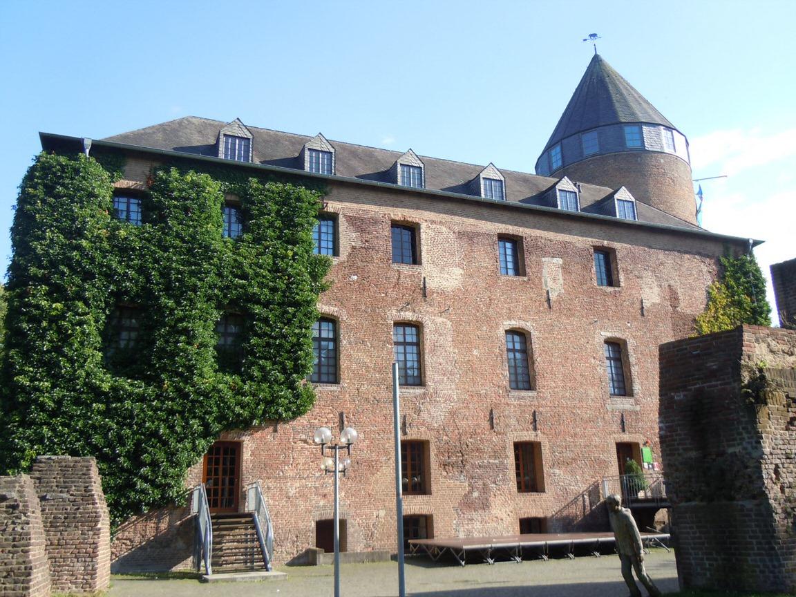 Brüggen: Hotel Garni Zum Schiffchen