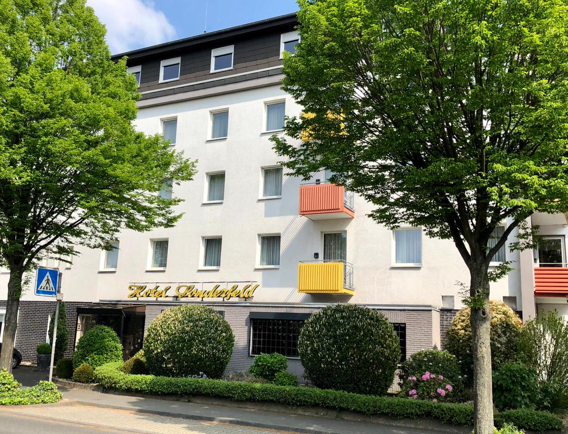 Hotel Garni Sonderfeld in 41515 Grevenbroich
