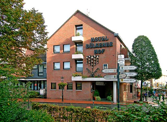 Dülkener Hof, Pension in Viersen