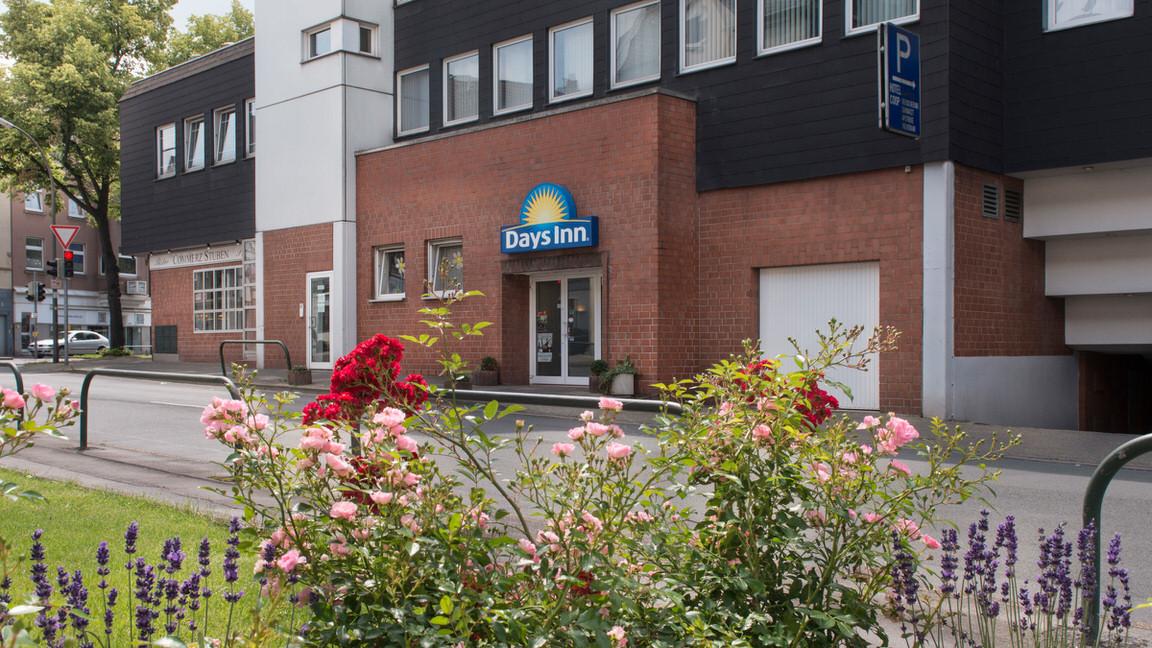 Dortmund-Bövinghausen: Hotel Garni Days Inn Dortmund West