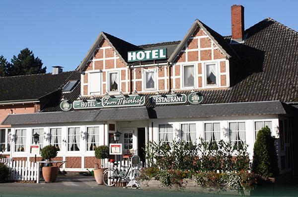Tostedt: Hotel Zum Meierhof