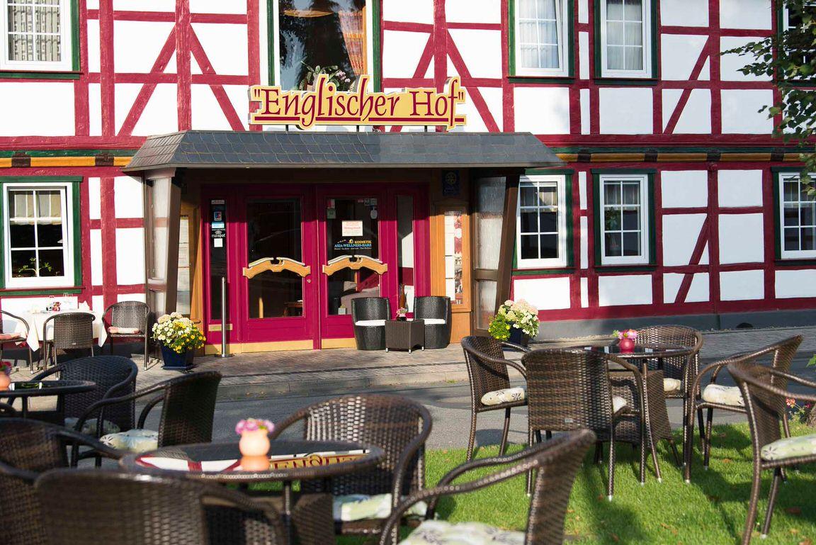 Englischer Hof, Pension in Herzberg am Harz