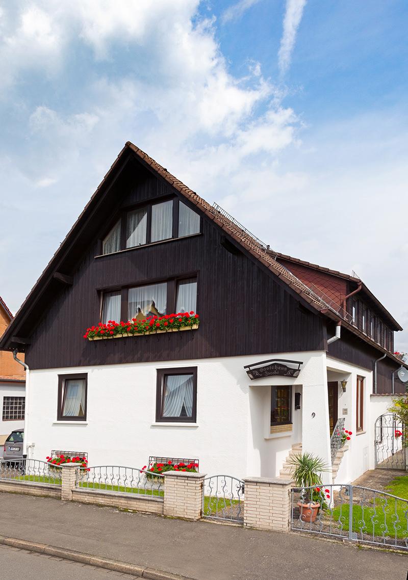 Pension Jacobi, Pension in Bad Lauterberg bei Pöhlde