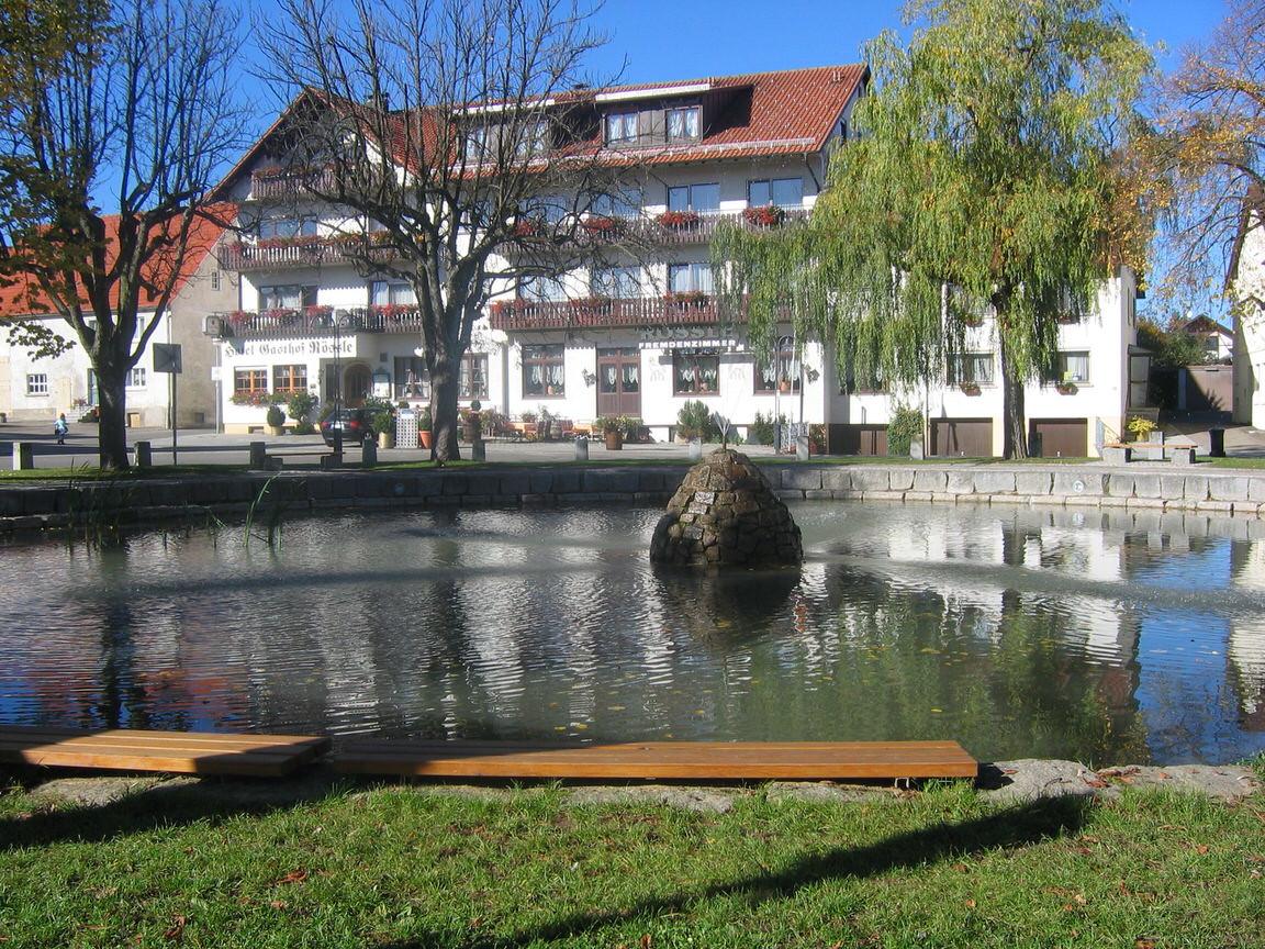 Stetten am kalten Markt-Frohnstetten: Hotel Gasthof Rössle