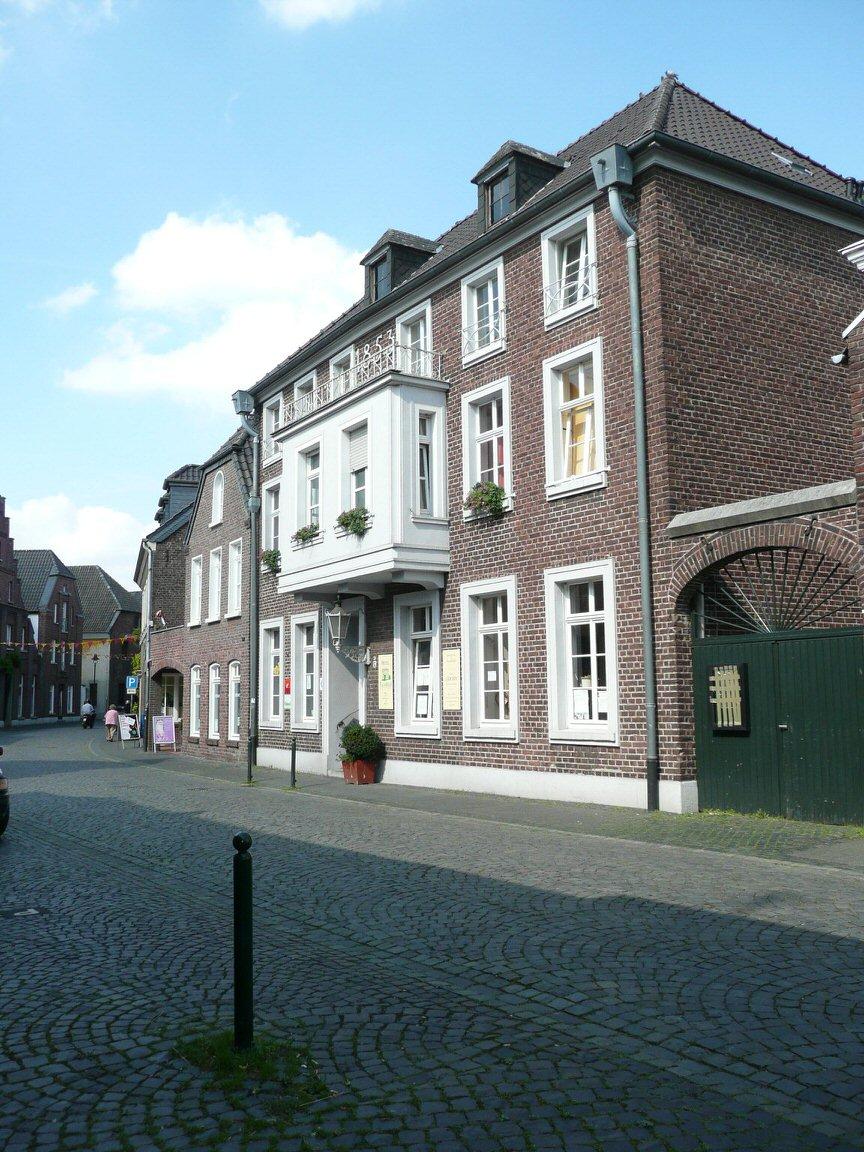 Biohotel Flachshaus, Pension in Wachtendonk bei Tönisvorst