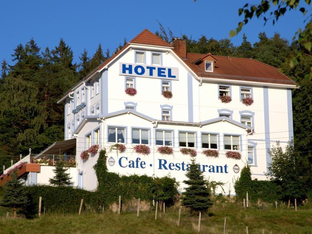 Waldhotel & Restaurant Bergschlößchen*** in 09633 Halsbrücke-Hetzdorf