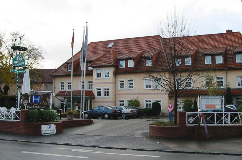 National, Pension in Bad Düben bei Hachemühle