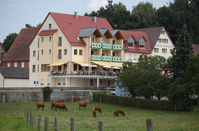 Grüner Baum, Pension in Hersbruck bei Engelthal