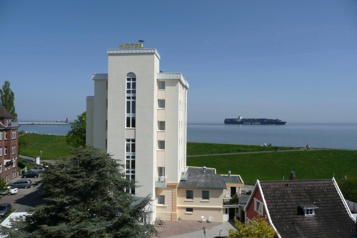 Seehotel Neue Liebe***, Pension in Cuxhaven-Döse bei Bremerhaven