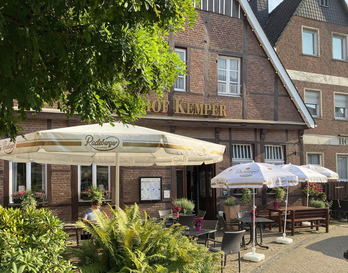 Havixbeck: Hotel Kemper