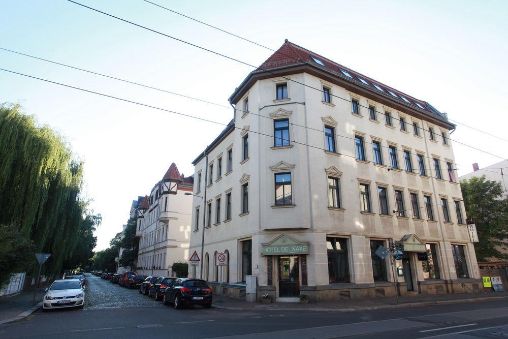 Hotel De Saxe, Hotel in Leipzig