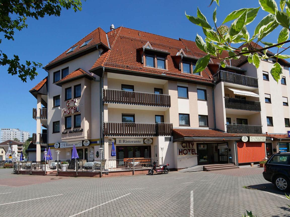 City Hotel Mark Michelstadt***