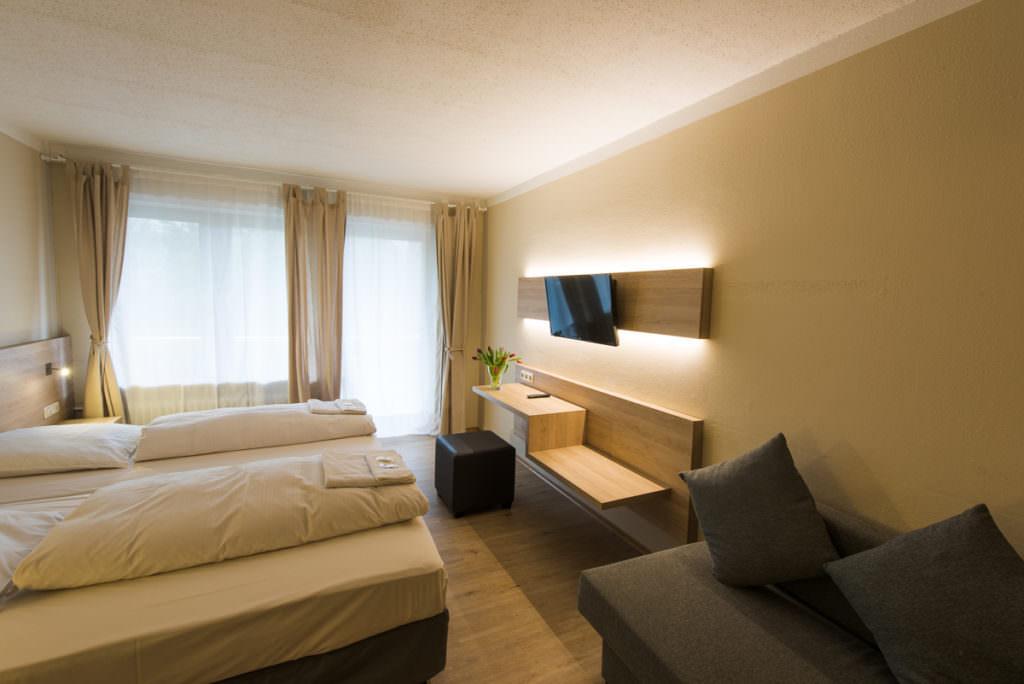 München: Hotel Ahorn