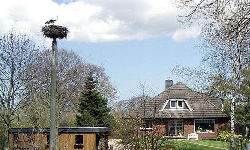 Pension Haus am Storchennest
