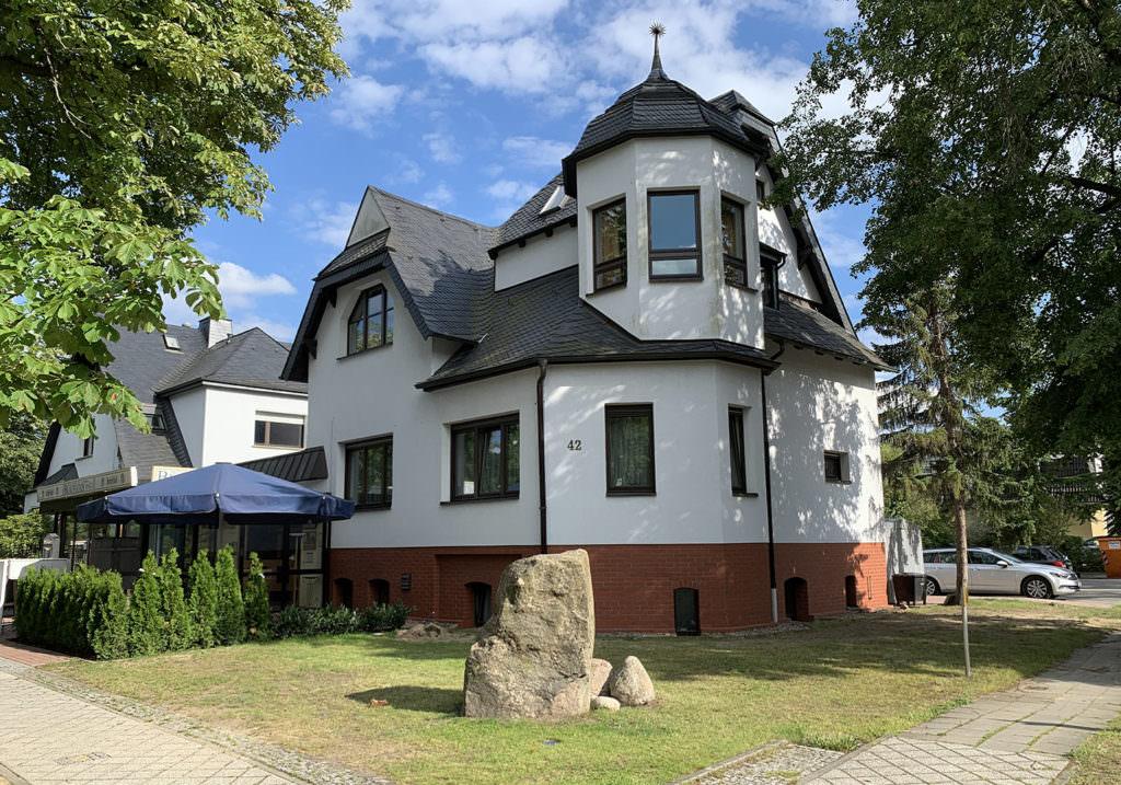 & Restaurant Blaufuchs, Pension in Petershagen  bei Werneuchen
